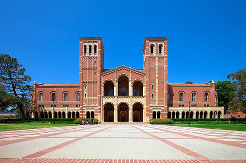 美国加州大学洛杉矶分校