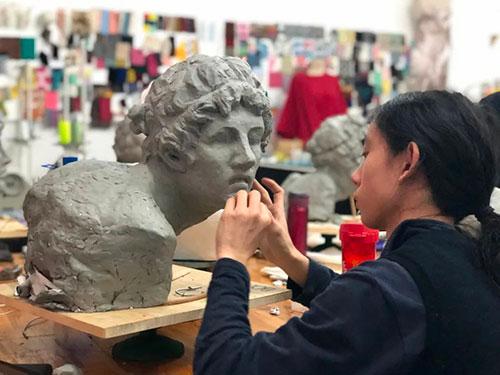 2021年中国美院附中AIP国际艺术高中意大利班招生简章